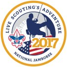 2017 National Jamboree patch