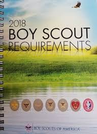 Boy Scout Requirements book