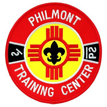 Philmont Training Center patch