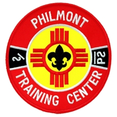 Philmont Training Center patch