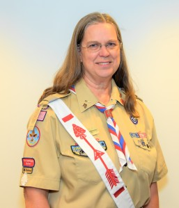 Dori Hammer receives 2019 Woods Services Award