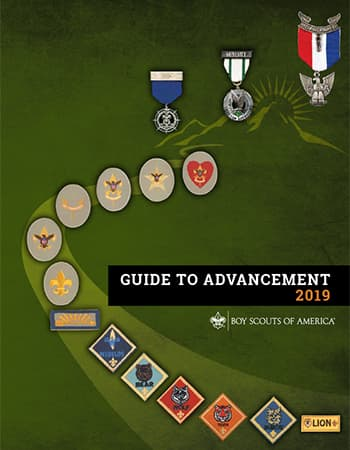 2019 Guide to Advancement cover