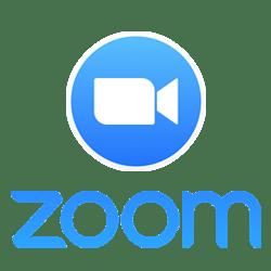 Logo for Zoom meetings