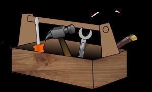 Tool box graphic